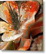 Seeds Metal Print by Yanni Theodorou