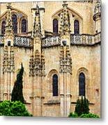 Segovia Cathedral Metal Print
