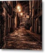 Segovia Predawn Metal Print by Joan Carroll