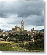 Segovia Surrounded Metal Print