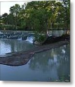 Seguin Tx 01 Metal Print by Shawn Marlow