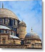 Sehzade Mosque 02 Metal Print