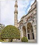 Sehzade Mosque 09 Metal Print