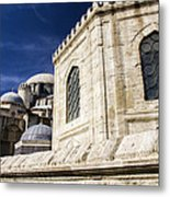Sehzade Mosque Istanbul Metal Print
