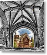 selective colors Princeton University Metal Print