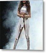 Selena Gomez-8648 Metal Print