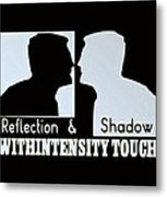 Self-analysis Metal Print by Withintensity  Touch