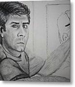 Self Portrait By Stacy C Bottoms Metal Print