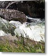 Selway Falls Metal Print