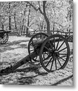 Seminary Ridge  8d00034i Metal Print