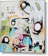 Sensory Response Metal Print by Mark M  Mellon