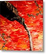 Sensual Fruit Metal Print by Mark Moore