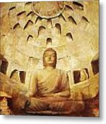 Seokguram Grotto And Bulguksa Temple Metal Print