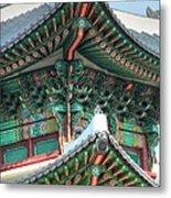 Seoul Palace Metal Print by Michael Garyet