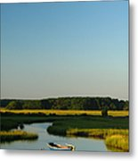 Serene Cape Cod Metal Print by Juergen Roth