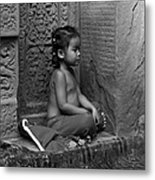A Moment Of Serenity Metal Print