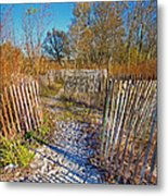 Serenity Trail.... Metal Print