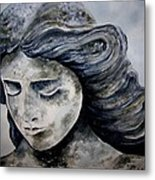 Set In Stone Metal Print