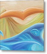 Seven Days Of Creation - The Fifth Day Metal Print