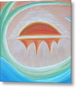 Seven Days Of Creation - The Seventh Day Metal Print
