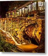 Seven Falls Visitors Center Metal Print