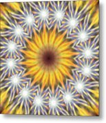 Seven Sistars Of Light K1 Metal Print