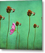 Seven Stems Metal Print