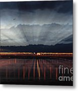 Severn Bridge Metal Print