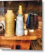 Sewing - Tailor's Thread Metal Print