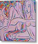 Sexual Egoism Metal Print
