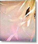 Shabby Chic Ballet I Metal Print