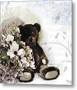 Shabby One Metal Print