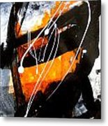Shades Of Discourse 3 Metal Print