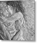 Shades Of Gray Ultimate Romance Metal Print