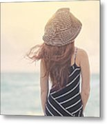 Shades Of Yesterday Metal Print