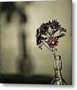 Shadow Art Metal Print