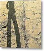 Shadow No.22 Metal Print