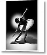Shadow Play Metal Print