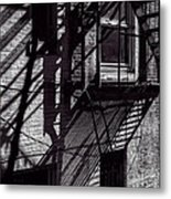Shadows Metal Print by Bob Orsillo