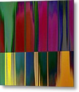 Shadows In The Material World Metal Print