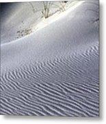 Shadows Of Okaloosa Island Metal Print by JC Findley