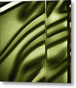 Shadows On Wall Metal Print