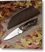 Shady Oak Knife-faa Metal Print