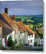 Shaftesbury Metal Print