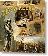 Shakespeare's Richard IIi 1884 Metal Print