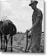 Sharecropper's Son, 1937 Metal Print