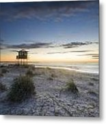 Shark Tower 3 Metal Print by Steve Caldwell