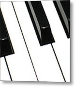 Sharps And Flats Metal Print