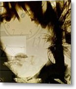Shattered Life-wasted Time Metal Print by Gun Legler