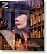 She - Women Metal Print